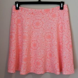 Anthropologie Francesca Skater Skirt